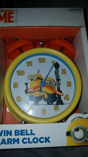 Despicable Me Alarm Clock for Sale in Sandy Springs, GA