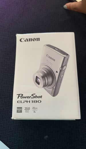 Brand New Cannon Digital Camera for Sale in South Gate, CA
