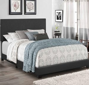 Twin Size $179 Full Size $199 Queen Size $249 Mattress sold separate Bed Frames DO require a box spring Colors available : Linen : Khaki-Light Gr for Sale in Chino, CA