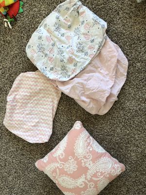 Baby girl bedding for Sale in Mesa, AZ