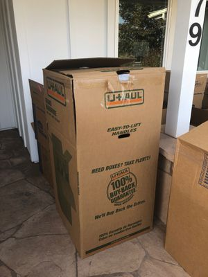 Boxes for Sale in Costa Mesa, CA
