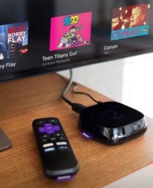Conecta tu caja Roku TV todo abierto $15 a  mes for Sale in Houston, TX