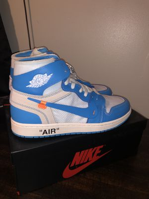 Off White Air Jordan 1's Size 12 for Sale in Cleveland, OH