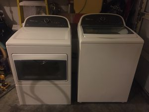 WHIRLPOOL CABRIO SET for Sale in Chesapeake, VA