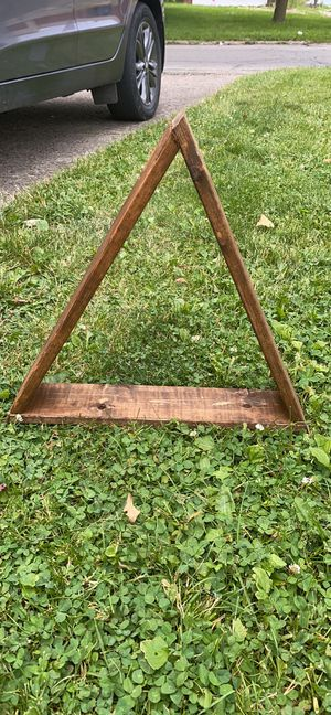 Triangle shelves for Sale in Columbus, OH