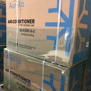 12000BTU 18000BTU Hot and cold Split air conditioner for Sale in La Puente, CA