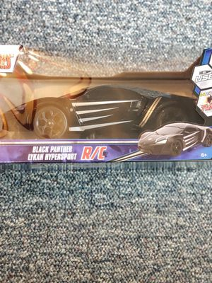 Marvel Avengers R/C Car ( Black Panther ) for Sale in Columbus, OH