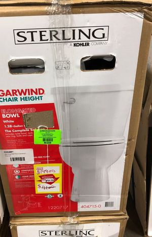 Brand New Sterling Elongated Toilet Bowl LBEI7 for Sale in Corona, CA