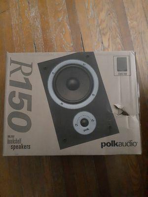 Polk R150 speakers for Sale in Cincinnati, OH