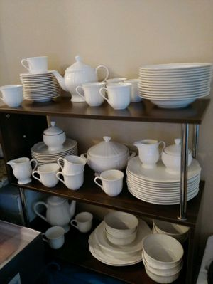 MIKASA- FINE CHINA SERVICE FOR EIGHT for Sale in Tampa, FL