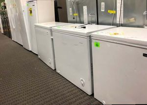Chest AND Up-Right Freezers LOFCU for Sale in Hawthorne, CA