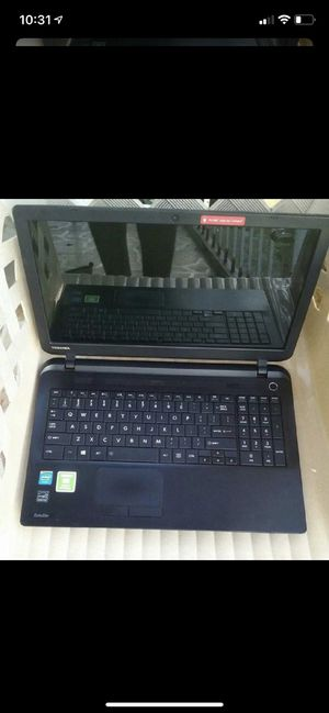 Toshiba Business laptop for Sale in Charlotte, NC