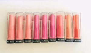 9x New Almay Smart Shade Lipsticks for Sale in Everett, MA