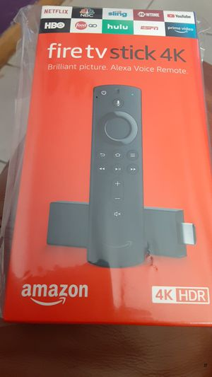 Fire TV stick 4k for Sale in North Miami Beach, FL