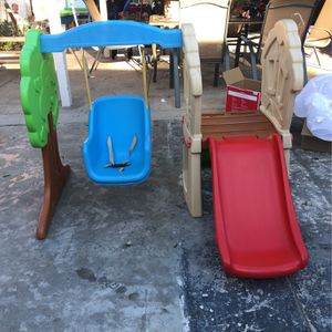 Swing And Slide Playground for Sale in Los Angeles, CA
