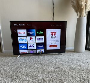 43-inch TCL 4K TV for Sale in Los Angeles, CA