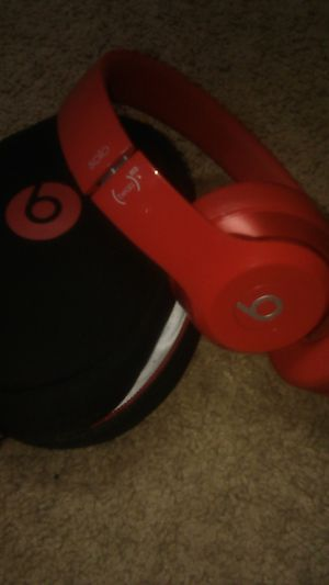 Beats solo red 3 for Sale in Tucson, AZ