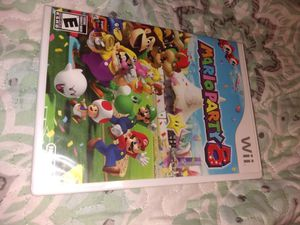 Mario party 8 new seald never opened $45 for Sale in Escondido, CA