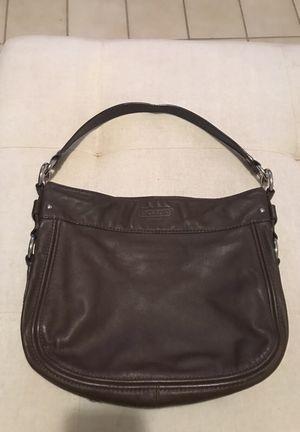 Coach purse - Medium Brown for Sale in Boston, MA
