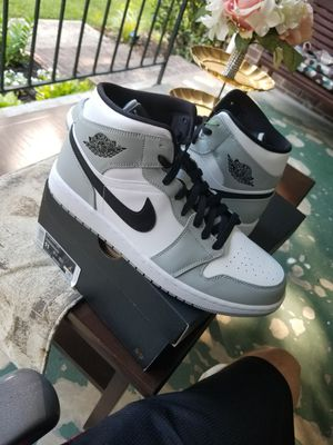 Jordan 1 light smoke gray for Sale in Nashville, TN