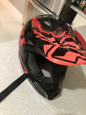 Dirt bike helmet for Sale in Lakeland, FL