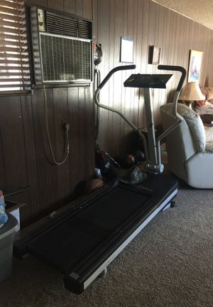 Treadmill needs one long screw for the handle! Folds up and in great shape. Free if you can come get it in Midvale! for Sale in Midvale, UT