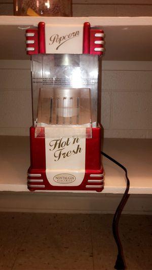 Nostalgia Popcorn Machine for Sale in Stuttgart, AR