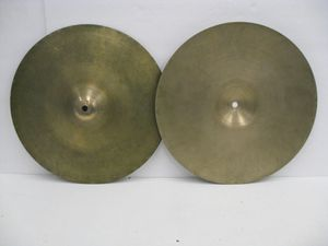"1970 Zildjian 14"" Hi-Hat Cymbals Mismatch for Sale in Los Angeles, CA"