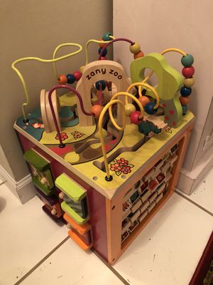 Kids/baby wooden toy for Sale in St. Louis, MO