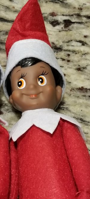 New Christmas toy doll elf decoration for Sale in Shelby, NC