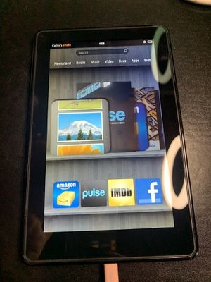 Kindle fire tablet works good, for Sale in Compton, CA