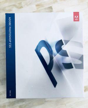 Adobe Photoshop CS5 [Mac] [Old Version] for Sale in San Francisco, CA