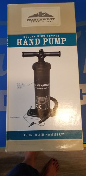 Hand pump for Sale in Queens, NY