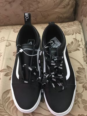 Vans leather/de piel size 8 for Sale in San Jose, CA
