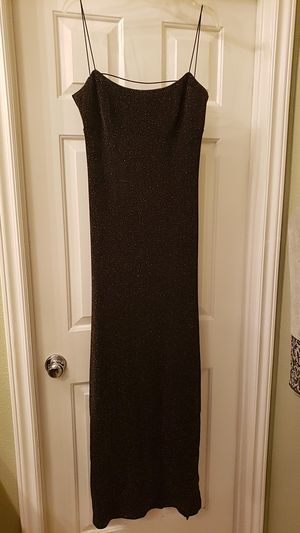 Black/Gold Formal Dress for Sale in Ontario, CA