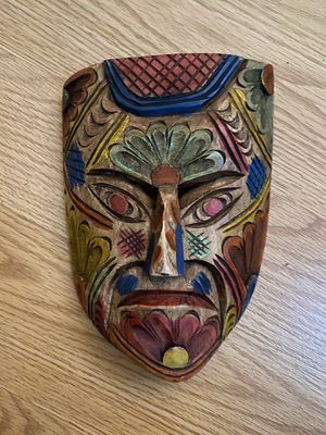 Mask from mexico for Sale in Greenville, NC