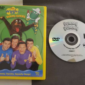 Wiggles, The: Yummy Yummy (DVD, 2003) for Sale in Millersville, PA