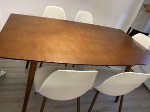 Walker Edison Mid-Century Modern Table for Sale in Miami, FL