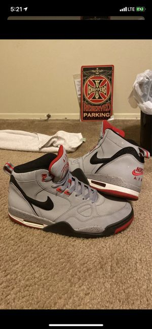 Nike flight shoes size 10 for Sale in Fontana, CA