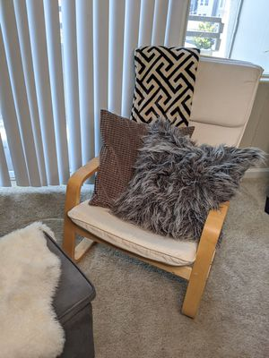Used IKEA POANG Series Chair for Sale in Oakland, CA