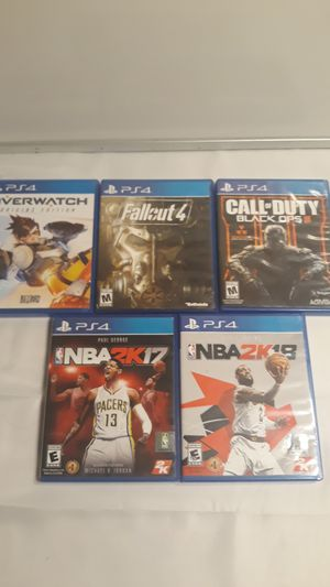 Playstation 4 lot for Sale in Los Angeles, CA