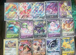 Ultra rare pokemon VMax/V/Gx cards for Sale in Auburn, WA
