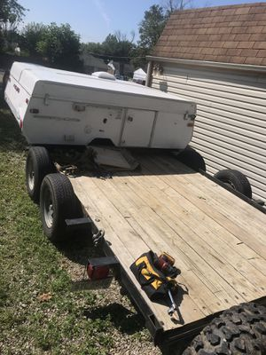 1993 jayco toyhauler for Sale in Cincinnati, OH