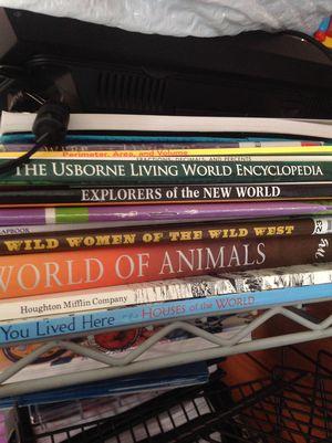 BOOKS for Sale in Oceanside, CA