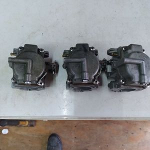 Set Of Carburators For 198 70 HP Evinrude Or Johnson Outboard Engine for Sale in Humble, TX