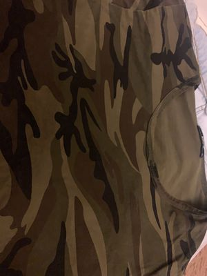 Women's L-XL camo shirt for Sale in San Marcos, CA