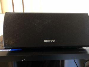 Onkyo Av receiver HT-R390 for Sale in Boston, MA