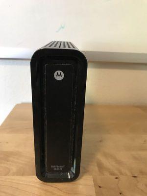 Motorola Modem for Sale in Bellevue, WA