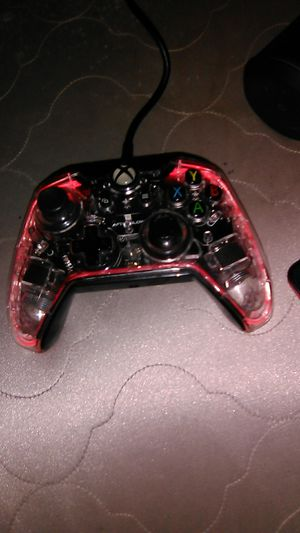 Xbox one wired afterglow controller for Sale in Fresno, CA