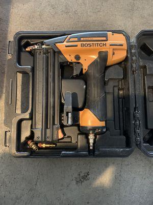 Bostitch nail gun for Sale in Chino, CA
